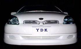 Vitz乗るならYDK、カスタムするならYDK!
